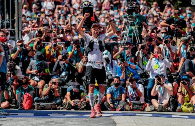 François d'Haene victoire UTMB 2021 Trail Story podcast